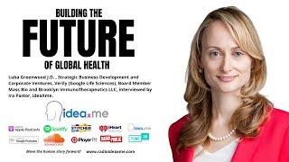 Building the Future of Global Health: Big Tech's Big People