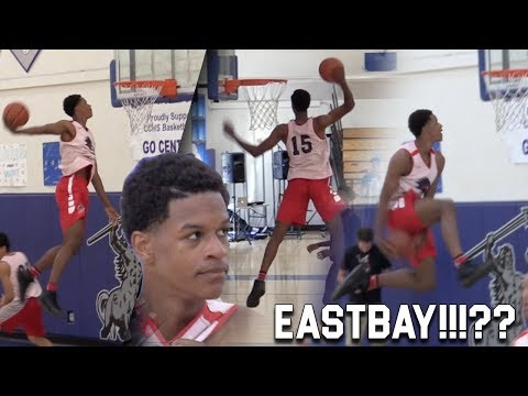 shareef-o'neal-shows-out-in-1st-senior-highschool-game!-crossroads-vs-fremon-full-highlights!