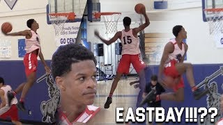 Shareef O'neal SHOWS OUT in 1st Senior Highschool Game! Crossroads vs Fremon FULL HIGHLIGHTS!
