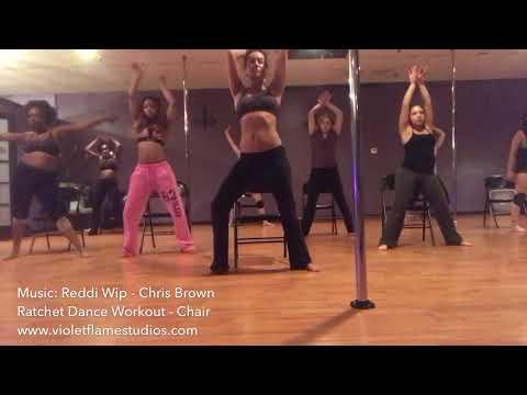 Reddi Wip - Chris Brown - Chair Dance