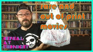 Thrift Store 4: Rare and Out of Print Movies (OOP)