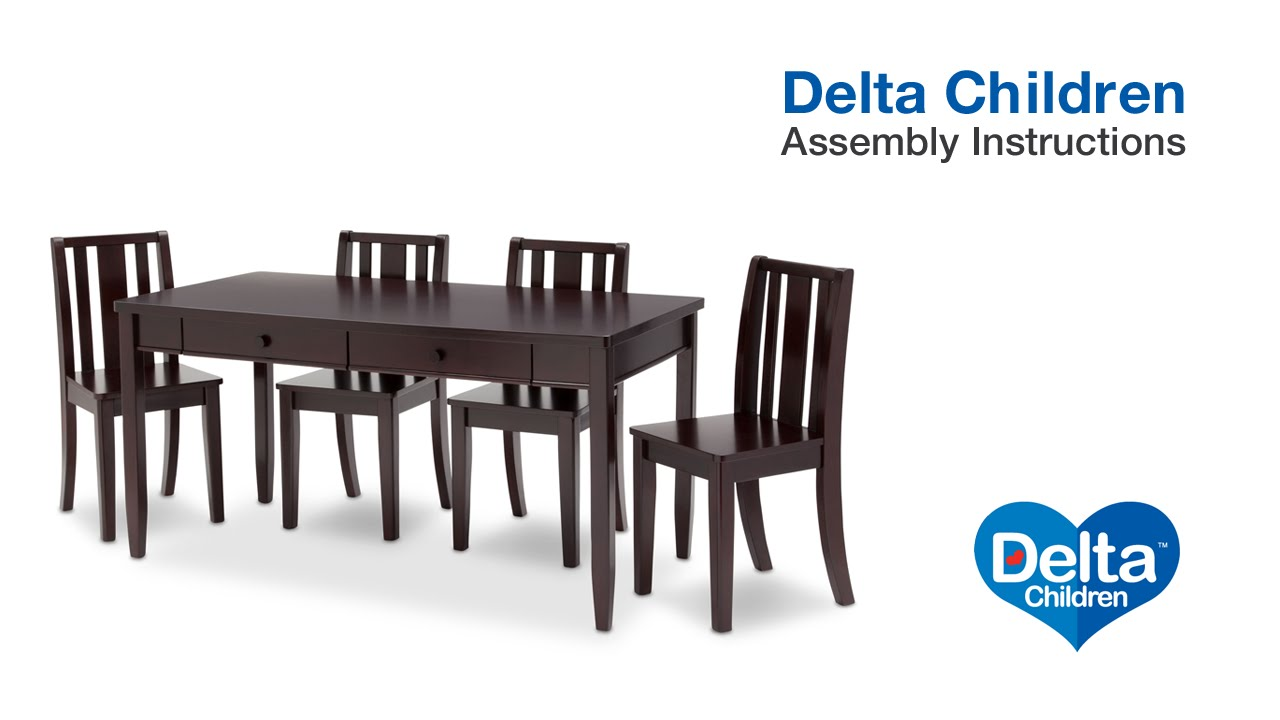 Delta Dining Table Images - Round Dining Room Tables