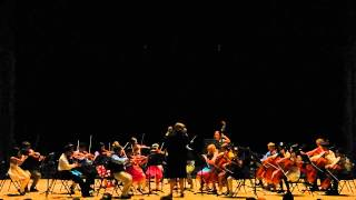 Andover Holiday (Elliot Del Borgo) performed by Prelude orchestra of Stringendo