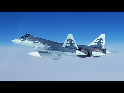 New Photos of Russian T 50 PAK FA Stealth Fighter Show Odd Pixelated Camouflage