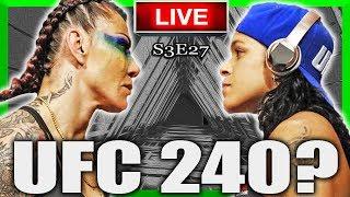 🔴 Cris Cyborg Hints Rematch Against Amanda Nunes At Ufc 240  Mma News