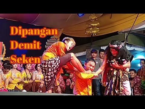 CAK PERCIL DI PANGAN DEMIT SEKEN - GUYON MATON LIVE SUMBERINGIN KARANGAN 11 APRIL 2019