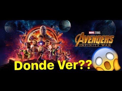 Facil donde ver descargar avengers infinity war gratis - Descargar infinity war ...