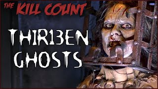 Thirteen Ghosts (2001) KILL COUNT