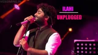 ilahi || Unplugged || Arijit Singh || HD || Animated  || Music Addiction