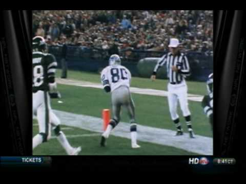 Steve Largent: 3rd best hands in NFL history.