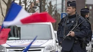 10,000 extra soldiers to protect a shaken French population