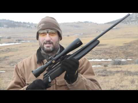 Thompson/Center Dimension: Switch Barrel Rifle Offers a Variety of Calibers