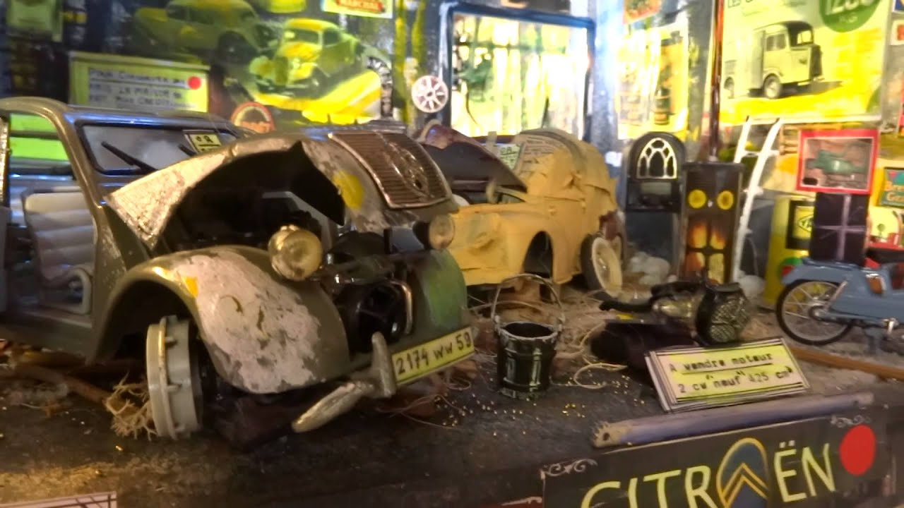 Sortie de grange bugatti garage francais youtube - Retroviseur pour sortie de garage ...