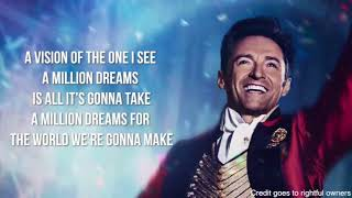 "Download Lagu A Million Dreams - Ziv Zaifman, Hugh Jackman & Michelle Williams - ""The Greatest Showman"" Mp3"