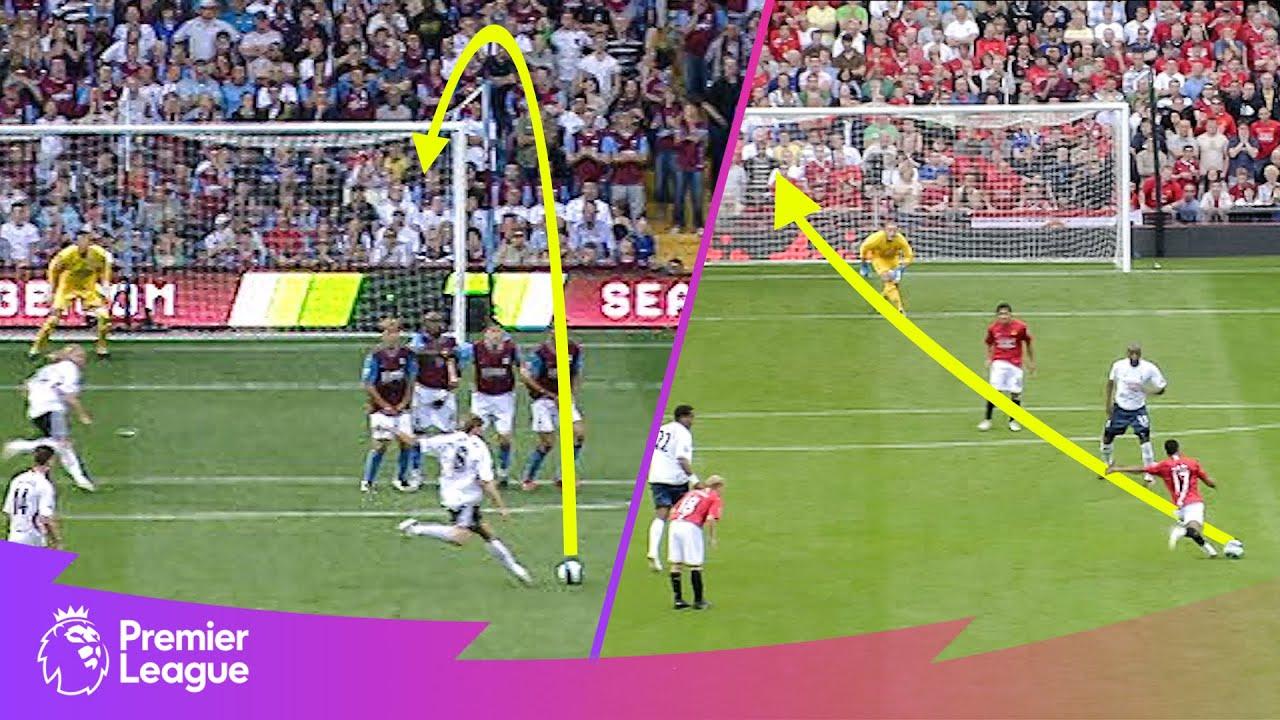 CLASSIC Premier League goals from MW4 fixtures   Richarlison, Lampard, Gerrard & more!
