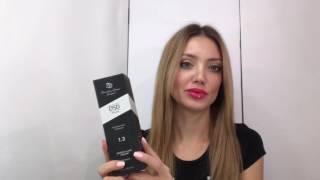 Уход за волосами DSD de luxe, travel size, пилинг