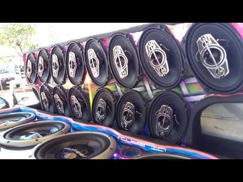 Scuderia Audio Center No Campeonato De Som E Rebaixados Gama Df