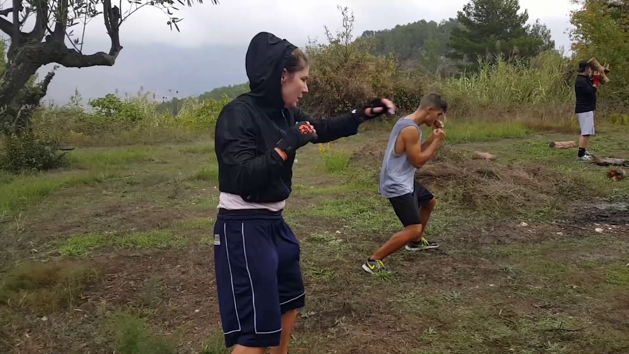 Boxing Training Camp Spain
