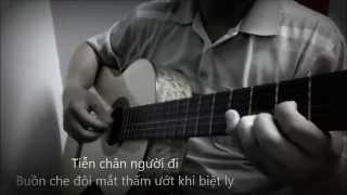 Sau Le Bong (Le Quyen) - [Guitar Solo] [K'K]