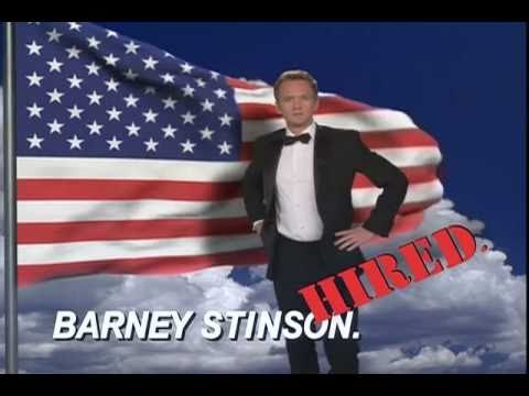 Attractive Barney Stinson Video Resume And Barney Stinson Resume Video