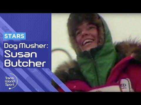 Susan Butcher   Iditarod Legend