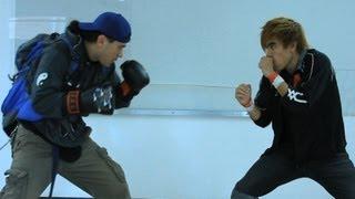 vuclip Boxing vs Kung Fu (Funny Fight Scene)