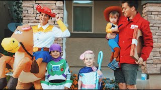 Gambar cover OUR BEST HALLOWEEN COSTUMES YET! SAMIKA VLOGS HALLOWEEN 2019