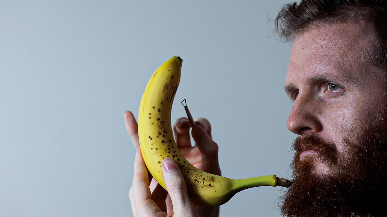 Sculpting The $120,000 Banana - Monster Clay