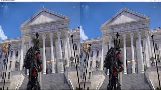 Tom Clancy`s The Division 2 Beta PC VR : Empire Atrium Hotel