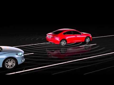 Advanced Blind Spot Monitoring (ABSM) - Mazda i-ACTIVSENSE