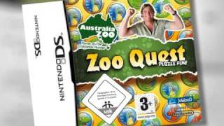 Zoo Quest DS Trailer German
