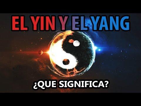 El Significado de El Ying Y El Yang / El Bien y El Mal, El Caos y El Orden, El Blanco y El Negro