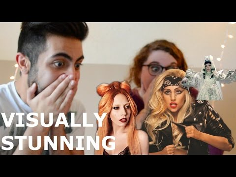 LADY GAGA JUDAS (REACTION)