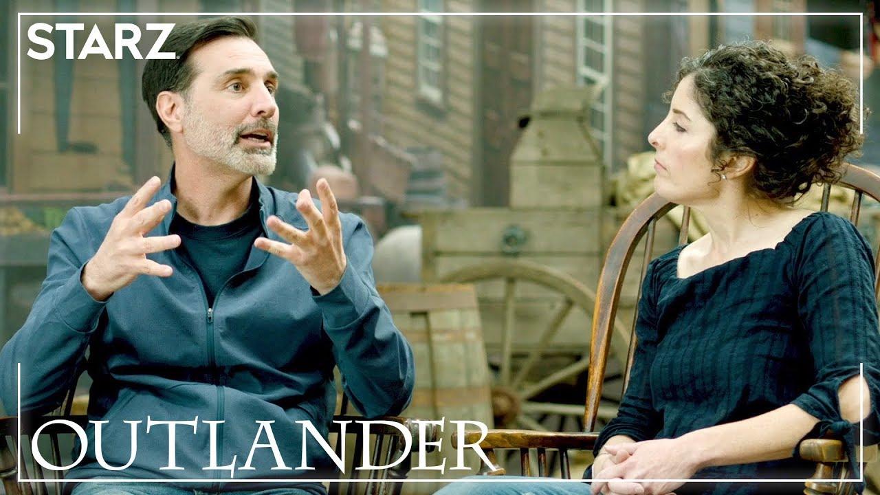 Download Inside the World of Outlander   'Do No Harm' Ep. 2 BTS Clip   Season 4