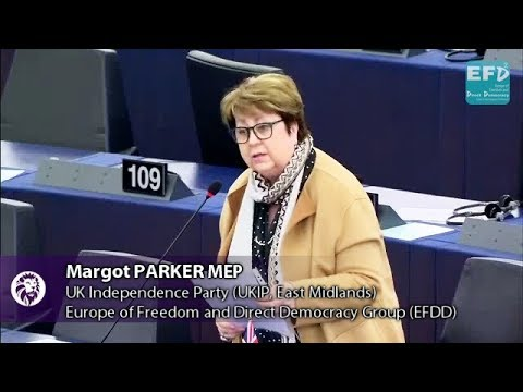 Expanding Schengen area will further help facilitate free movement of terrorists - Margot Parker MEP