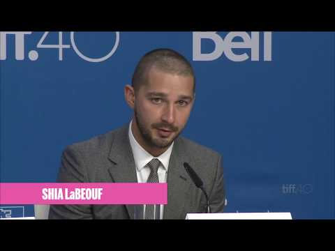 MAN DOWN Press Conference   TIFF 2015
