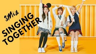 Video TWICE - When 3Mix Sing Together [Part 2] download MP3, 3GP, MP4, WEBM, AVI, FLV November 2018