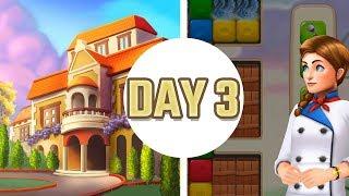 Vineyard Valley: Design Game Walkthrough Day3