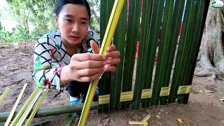 Cổng Cưới lá Dừa  - Hương vị đồng quê - Bến Tre - Miền Tây