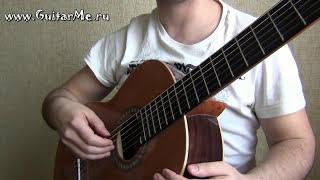 СВЯЗКА пальцев m-а  / видео уроки гитары - ЗАРЯДКА ГИТАРИСТА, урок 1