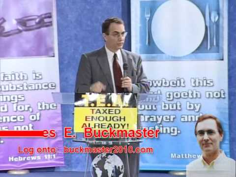 James Buckmaster for Senate