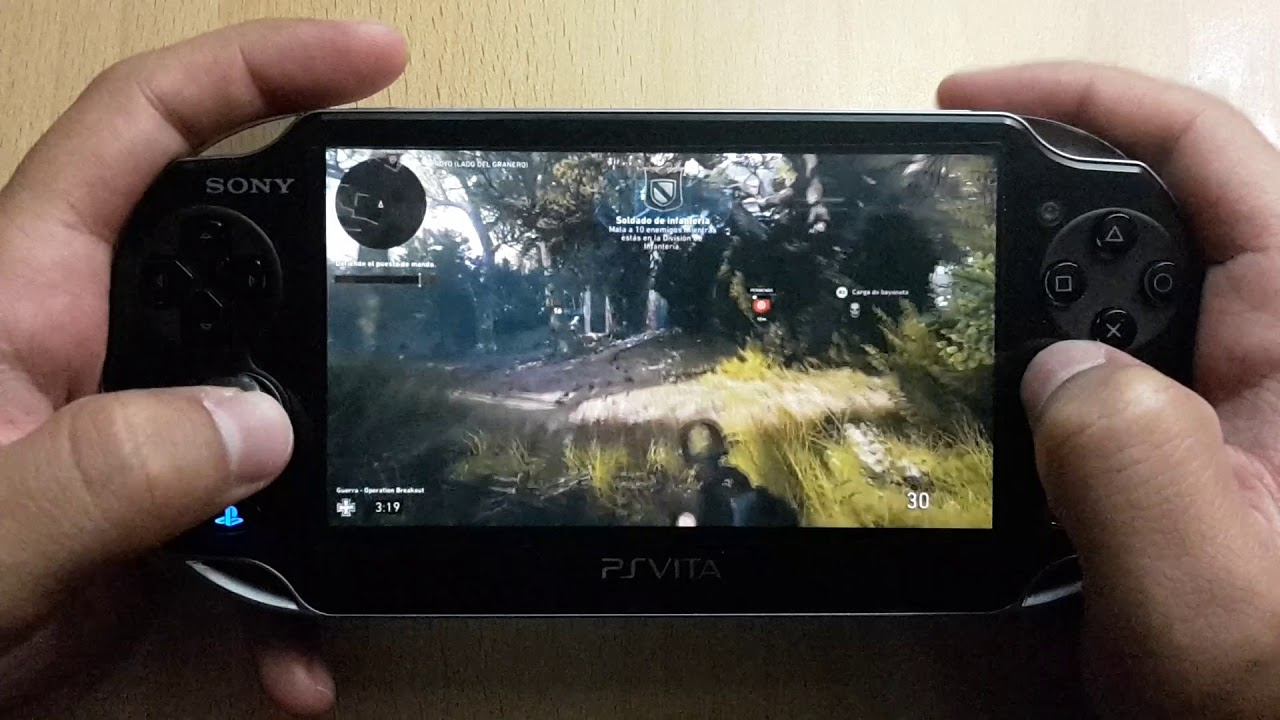 Ps Vita Cod Zombies: Remote Play PS4 Pro
