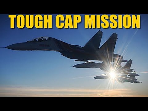 Russia Turkey Campaign: Reapers See Fierce Air Combat While Patroling Border | DCS