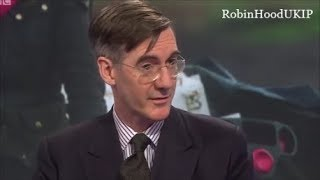 Jacob Rees Mogg on immigration and the NHS