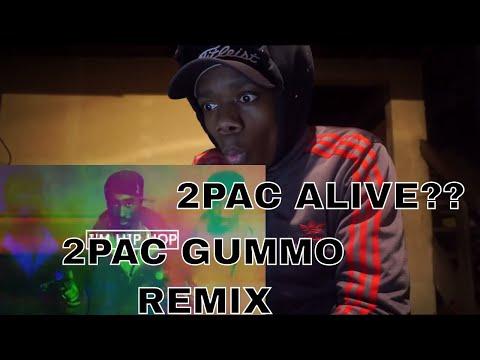 2PAC ALIVE 😱?? 2PAC - GUMMO (6IX9INE Remix) REACTION