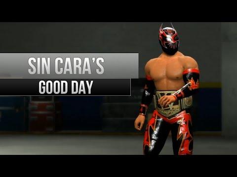 WWE 2K14 Story - Sin Cara Good Day!