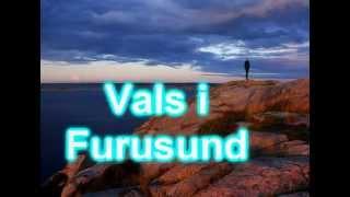 Vals i Furusund -  Bertil Perrof - ( Skivor till kaffet )