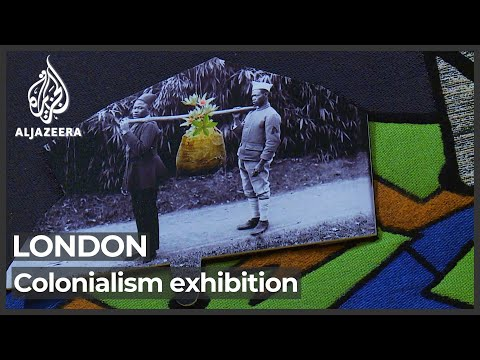 New colonialism exhibition in London exposes climate emergency role