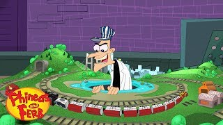 Phineas and Ferb: Pulling the Wool Over His Eyes thumbnail