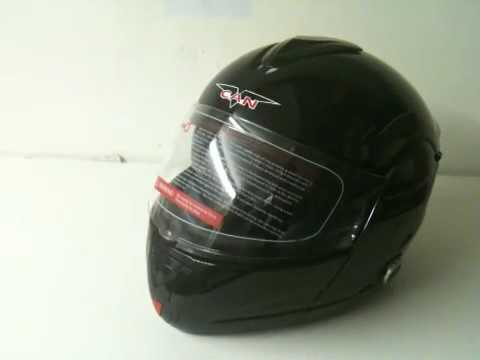 V Can Bluetooth Motorcycle Helmet Youtube